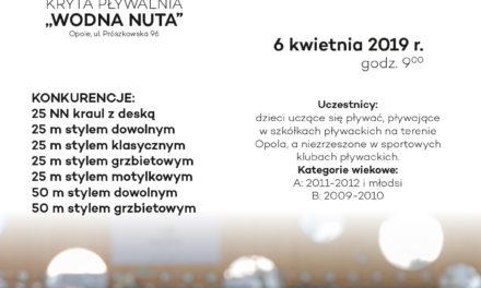 Mistrzostwa Opola Szkółek Pływackich
