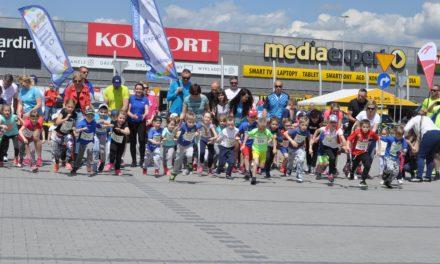 400 dzieci wzięło udział w sobotnim Mini Maratonie
