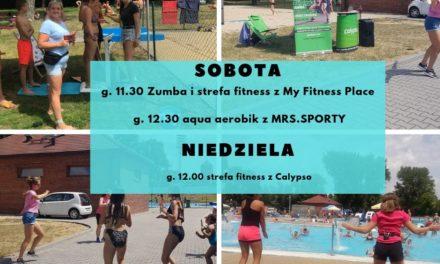 Aktywne lato na basenie letnim – 24-25.08.2019