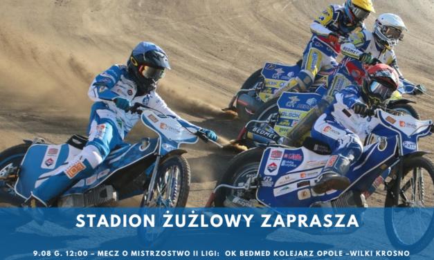 Stadion Żużlowy zaprasza