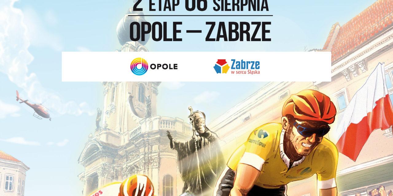 77.Tour de Pologne w Opolu – ważne informacje odnośnie zmian w ruchu drogowym