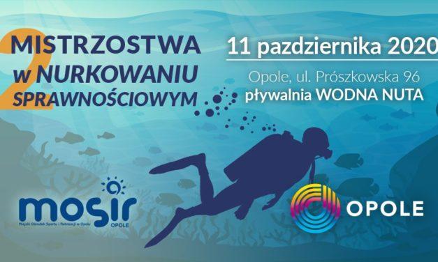 2 Amatorskie Mistrzostwa w Nurkowaniu Sprawnościowym