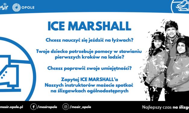 ICE MARSHALL'E czekają na Toropolu