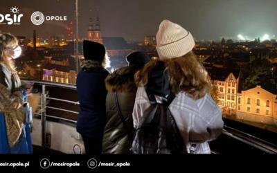 Nocne zwiedzanie Wieży Piastowskiej